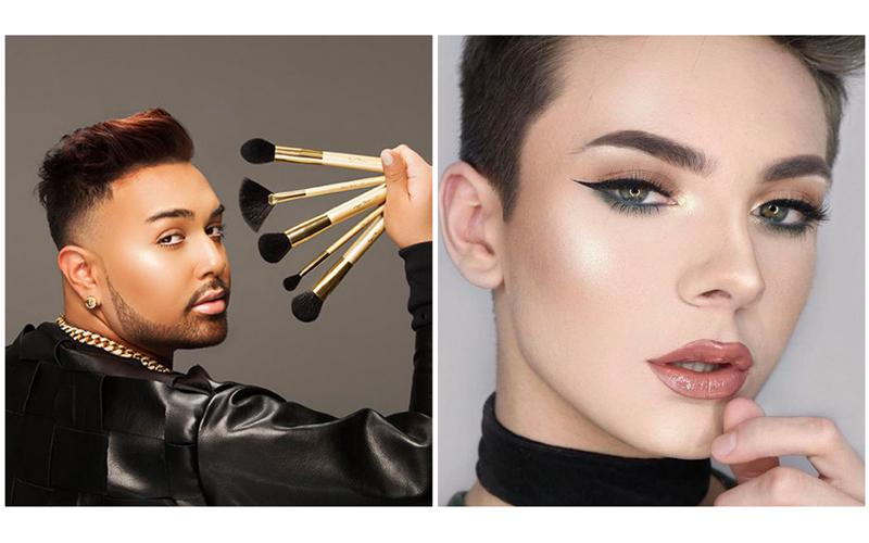 La industria de la belleza se rinde a los beauty boys - image collage-beauty1 on https://www.vanidad.es