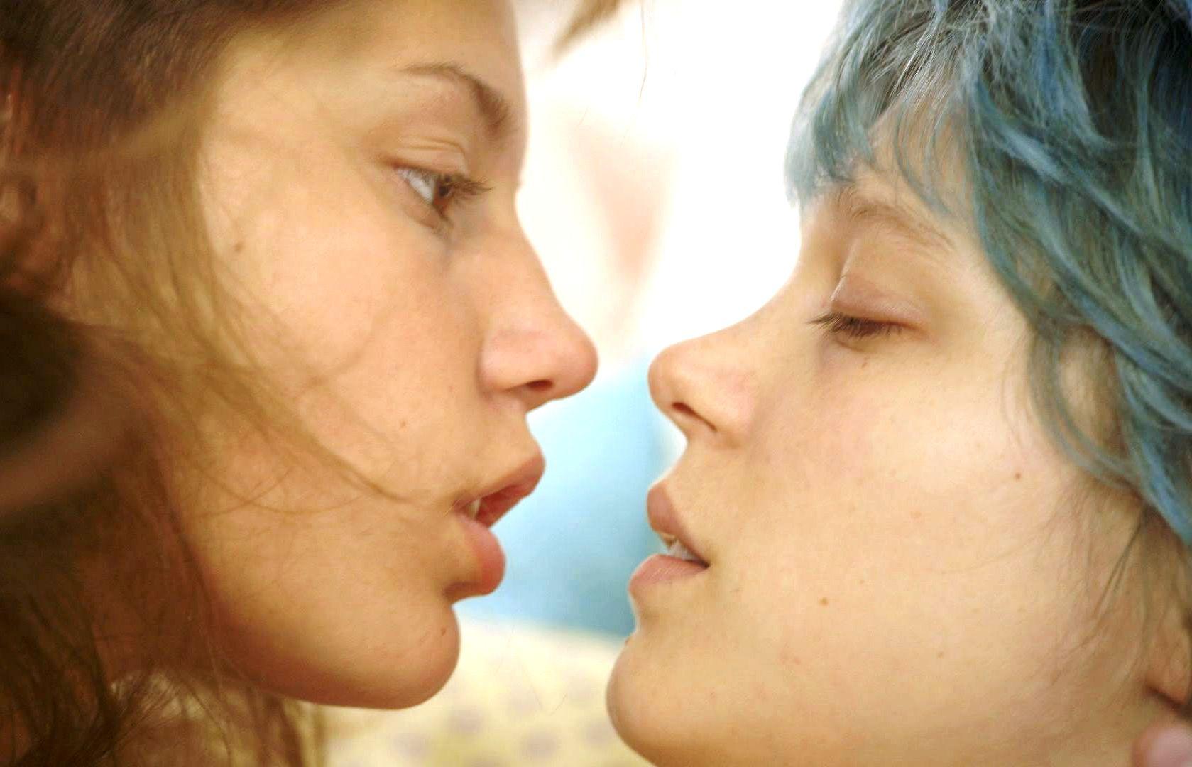beso la-vie-d-adele