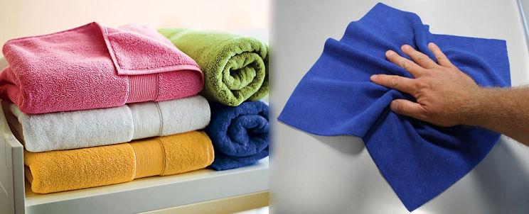 medio ambiente toallas