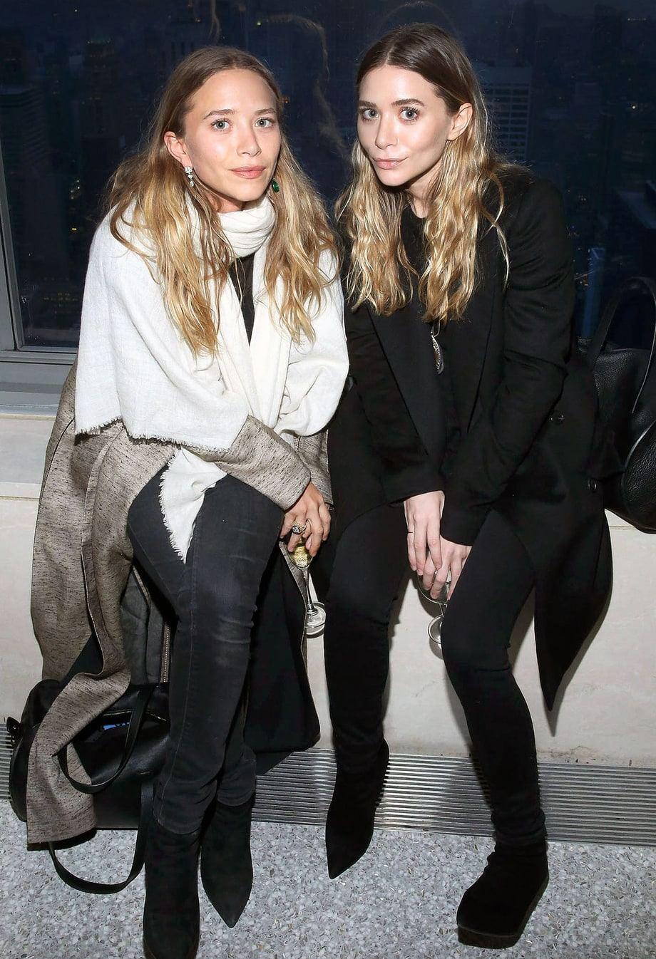 Lecciones de estilo que aprendimos de las gemelas Olsen - image olsen-vanidad on https://www.vanidad.es
