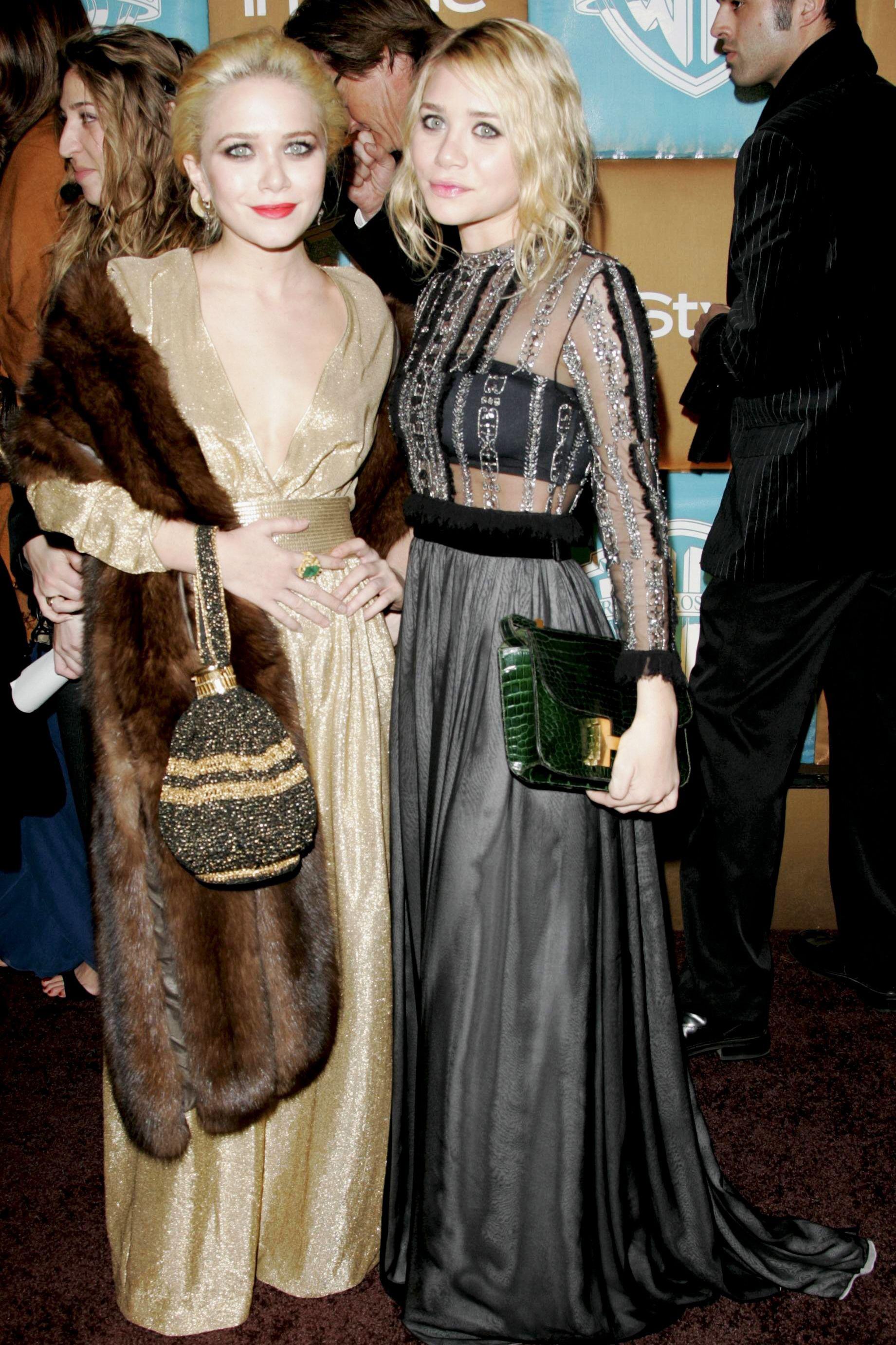 Lecciones de estilo que aprendimos de las gemelas Olsen - image olsen-vintage-vanidad on https://www.vanidad.es