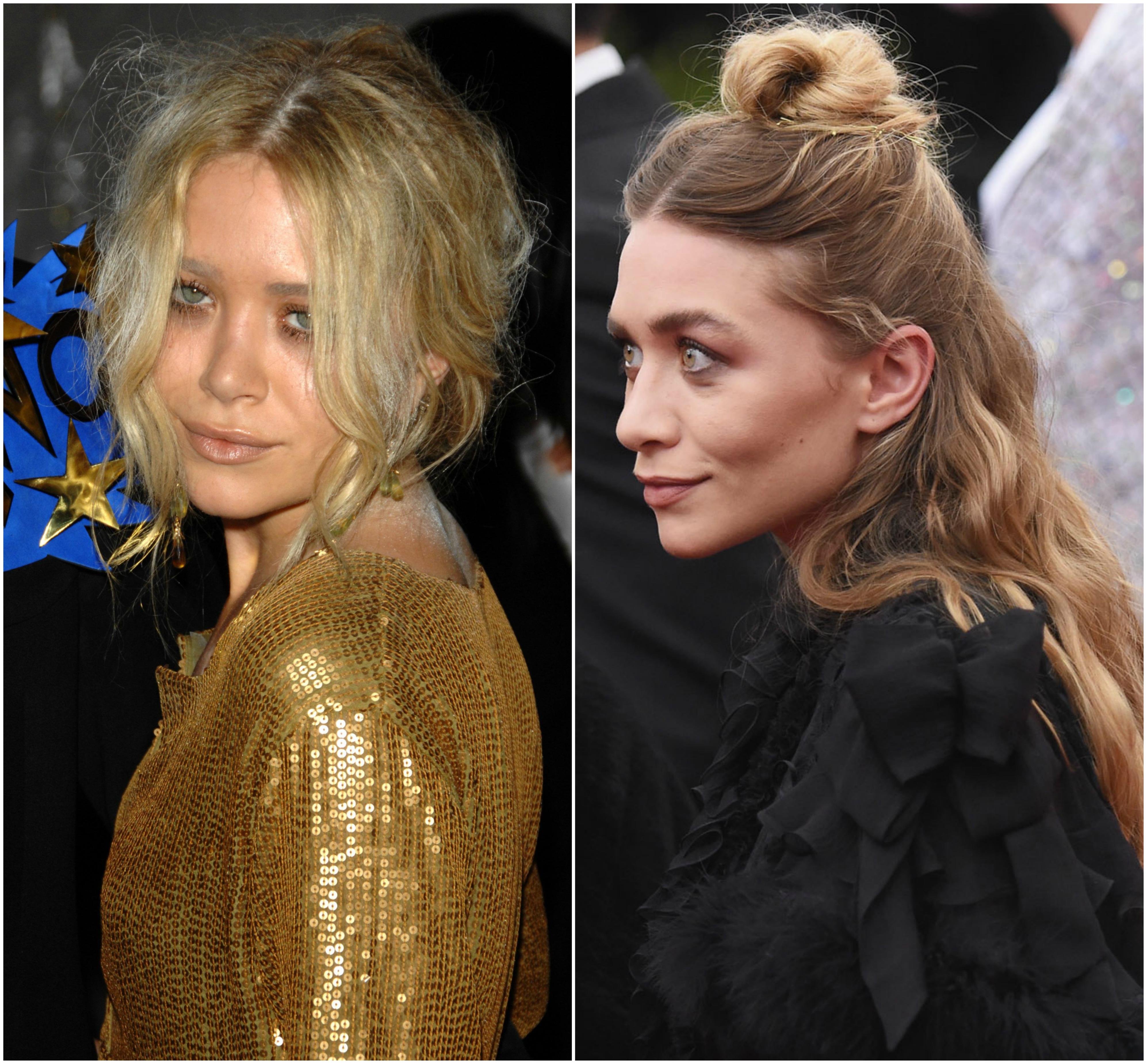 Lecciones de estilo que aprendimos de las gemelas Olsen - image pelo-olsen-vanidad on https://www.vanidad.es