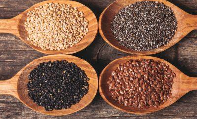 Exfoliación para perezosas. 5 toallitas para deshacerse de las células muertas - image semillas-portada-400x242 on https://www.vanidad.es