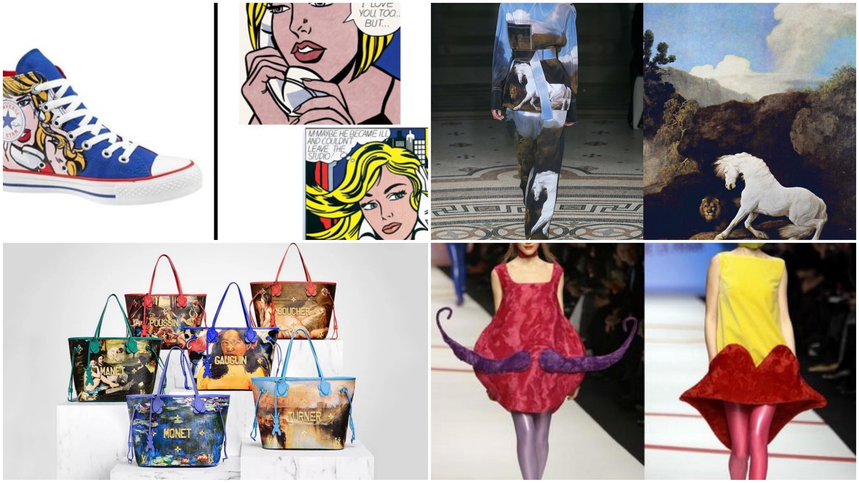 No hay moda sin arte ni arte sin moda. Y éstas son sus grandes colaboraciones - image varios on https://www.vanidad.es