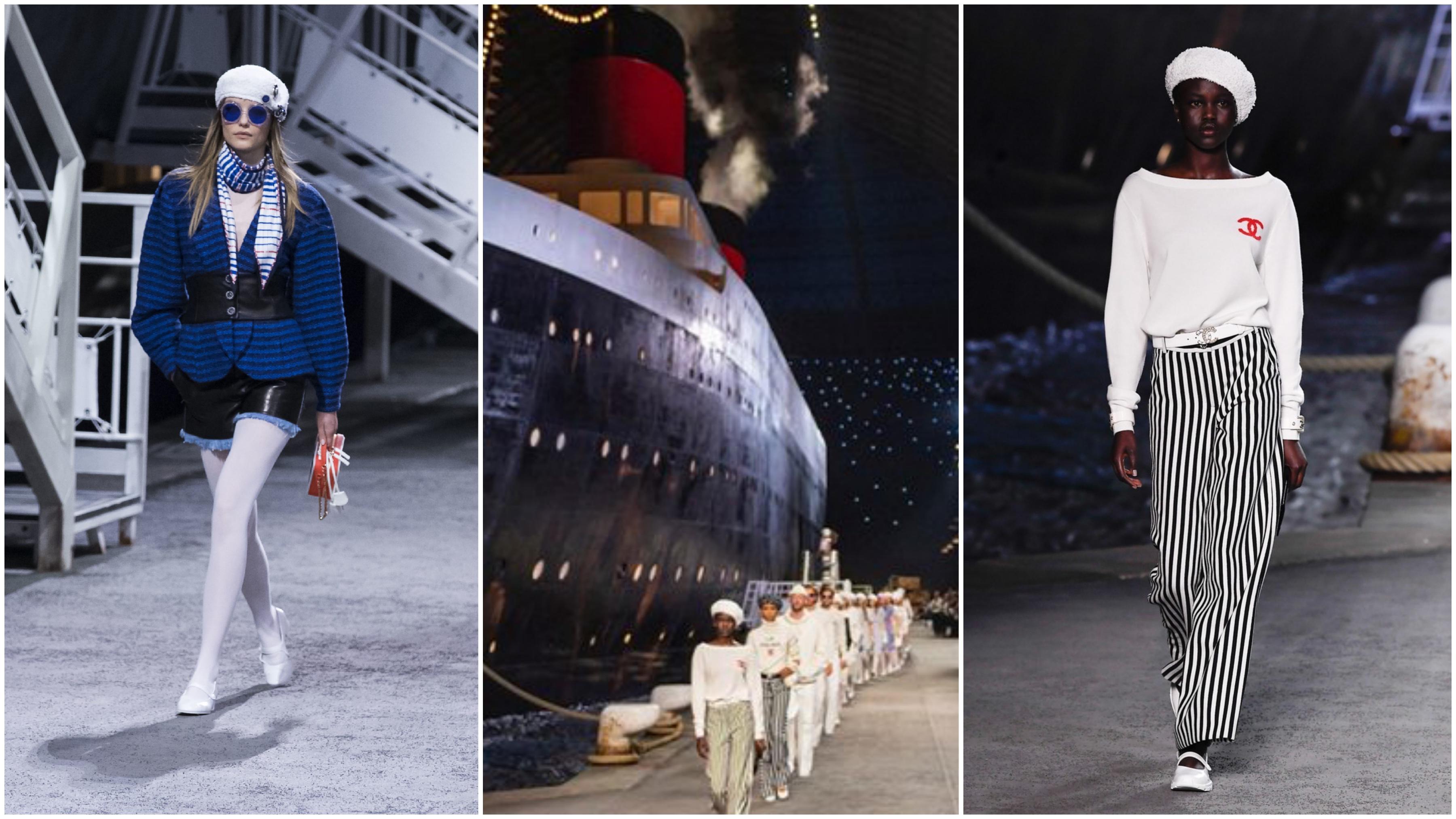 Entre colecciones nos subimos al crucero de la alta costura - image CH on https://www.vanidad.es