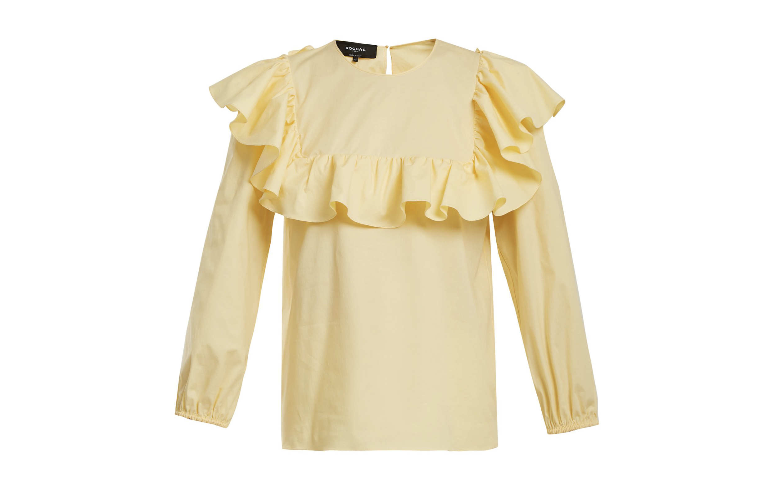 Fiebre en tu armario. El color amarillo en 10 piezas must para el verano - image amarillo_1 on https://www.vanidad.es