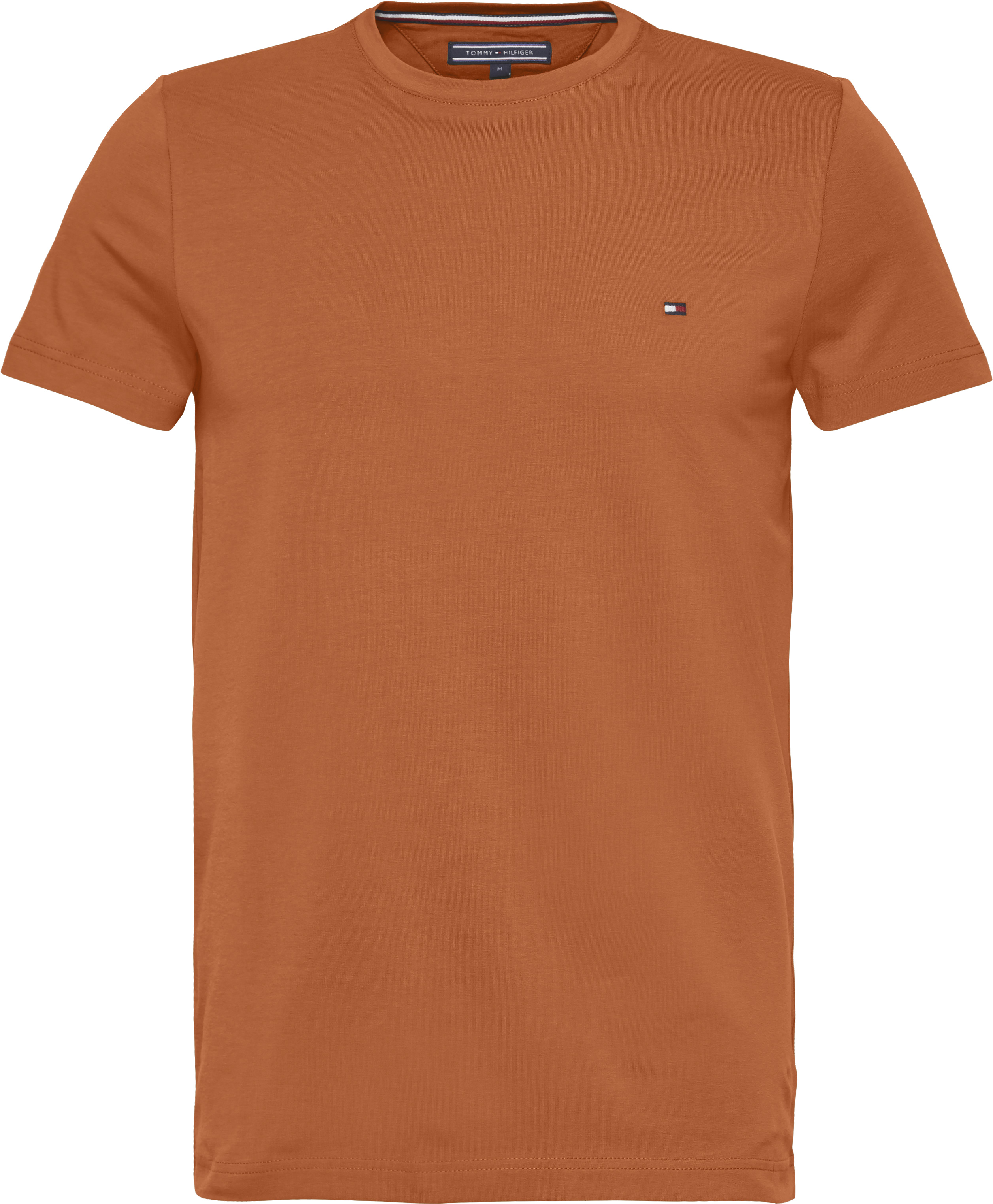 camiseta Tommy Hilfiger Hombre SS18_MW0MW04162211 Strech Slim Fit Tee - 39.90€
