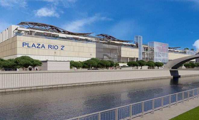 centro comercial – plaza rio