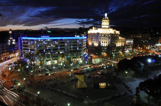 centro comercial Triangle Barcelona