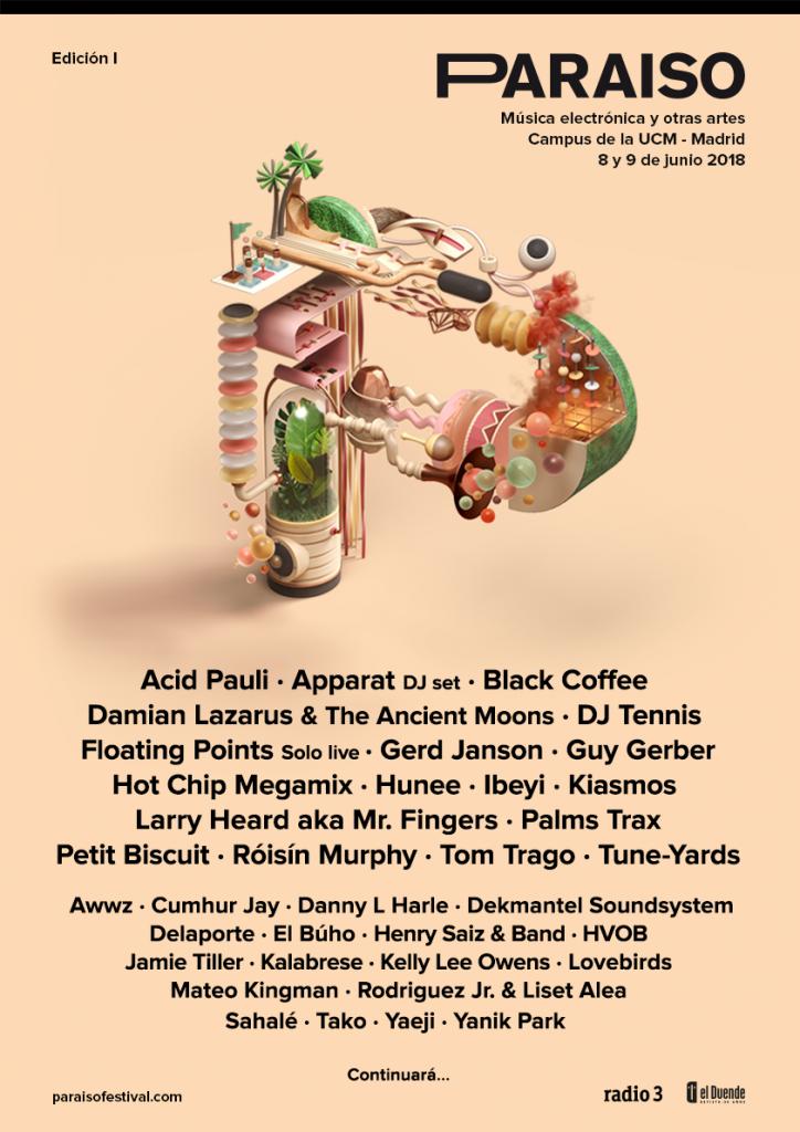 festivales Paraiso