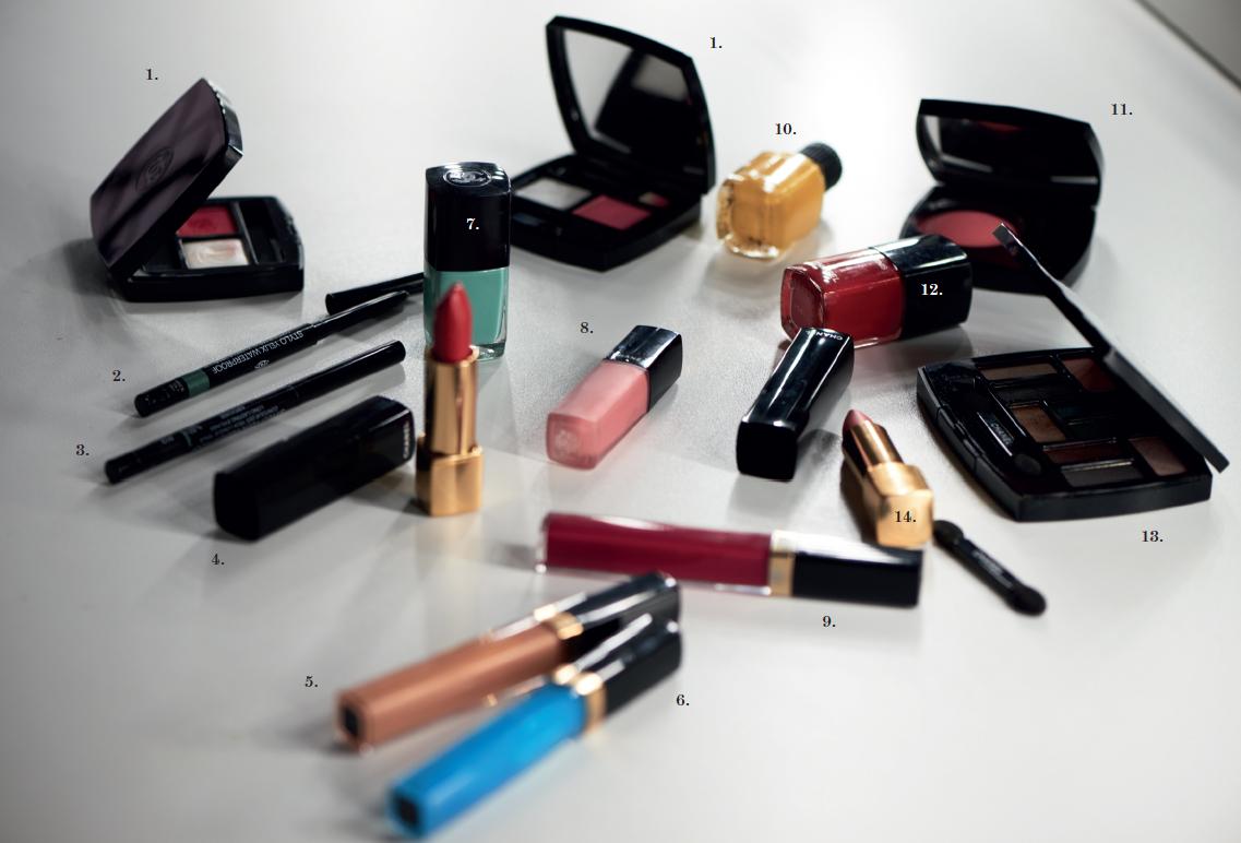 Beauty Shooting: El verano napolitano de Chanel - image bodegon_chanel on https://www.vanidad.es