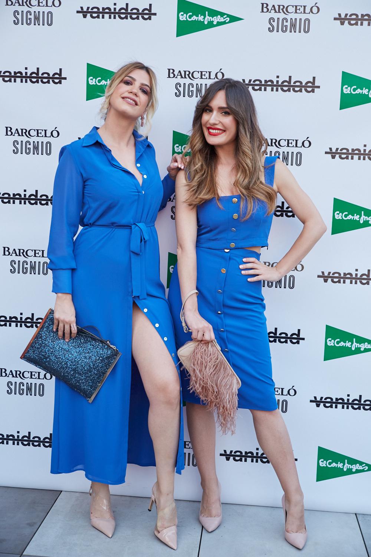 Yara Puebla y Myriam Viudes