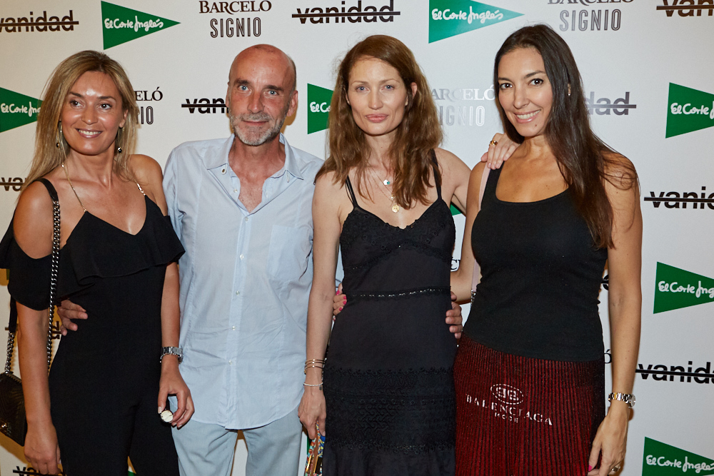 Bárbara Rubio, Chelo Gesteiro y Olga Liggeri