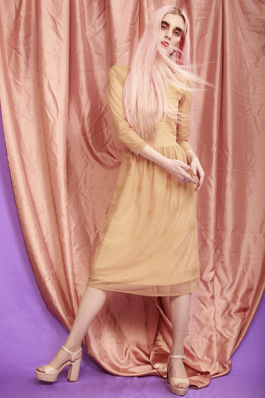 Vestido de Natalia de Lara