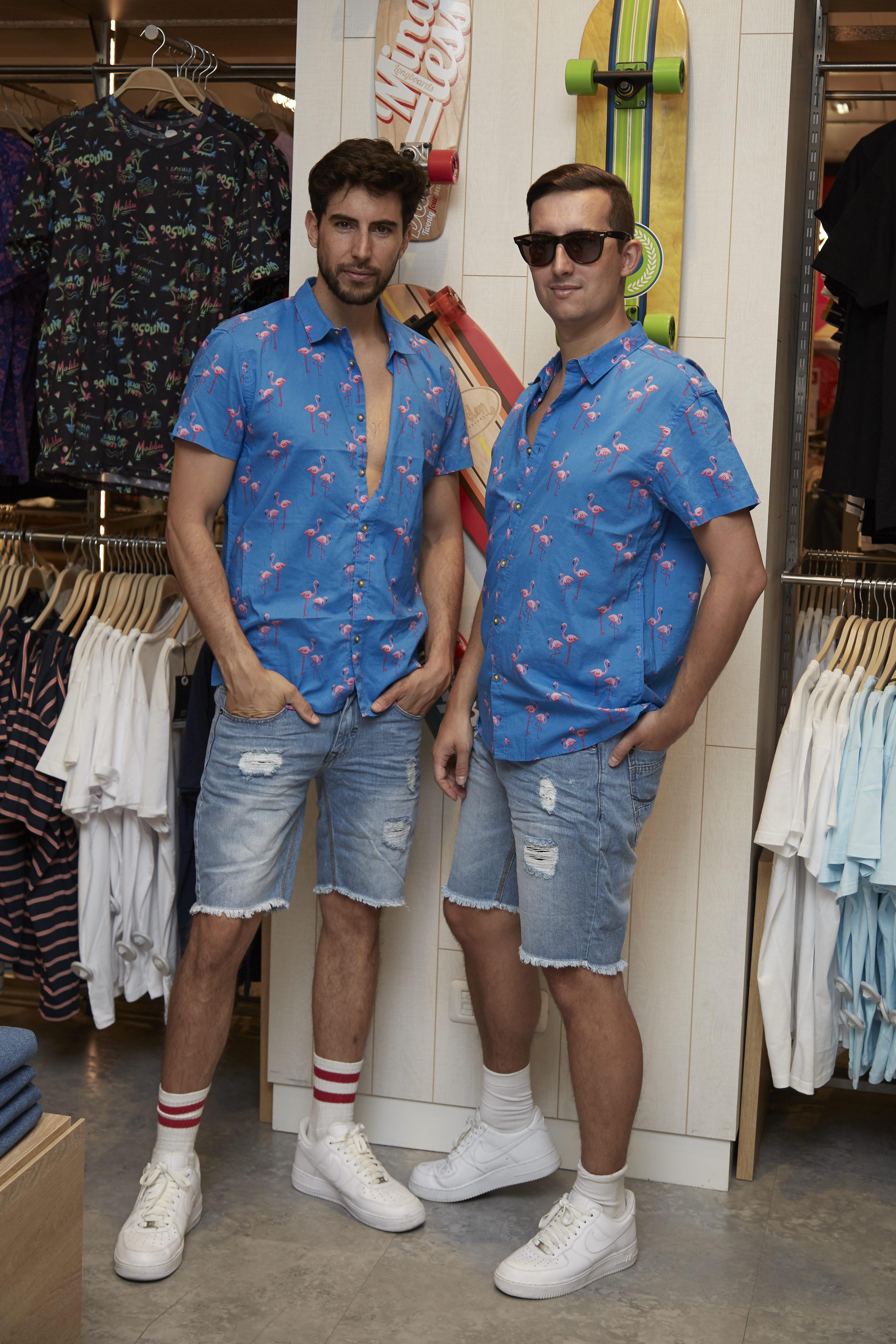 Los looks favoritos de Pepino Marino y Crawford para el verano - image PepinoCrawford_ECI_002 on https://www.vanidad.es