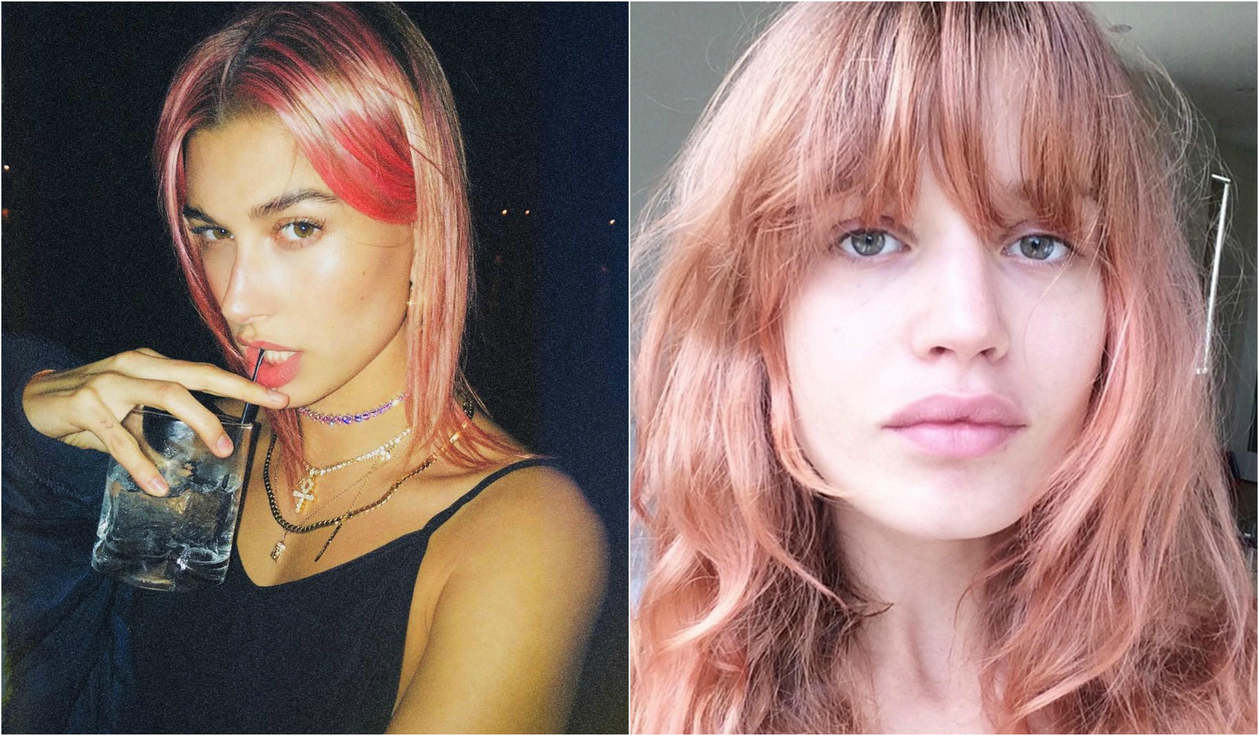 Tutorial Belleza: Cómo conseguir un pelo rosa impecable paso a paso - image pink-pelo-vanidad on https://www.vanidad.es