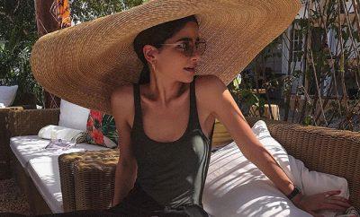 Cómo llevar (según Instagram) el sombrero de Jacquemus que está causando furor - image sombrero-jaquemus-portada-400x242 on https://www.vanidad.es
