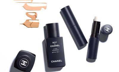 maquillaje Chanel - Vanidad boy