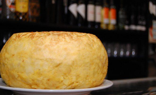 Tortilla de patata portada