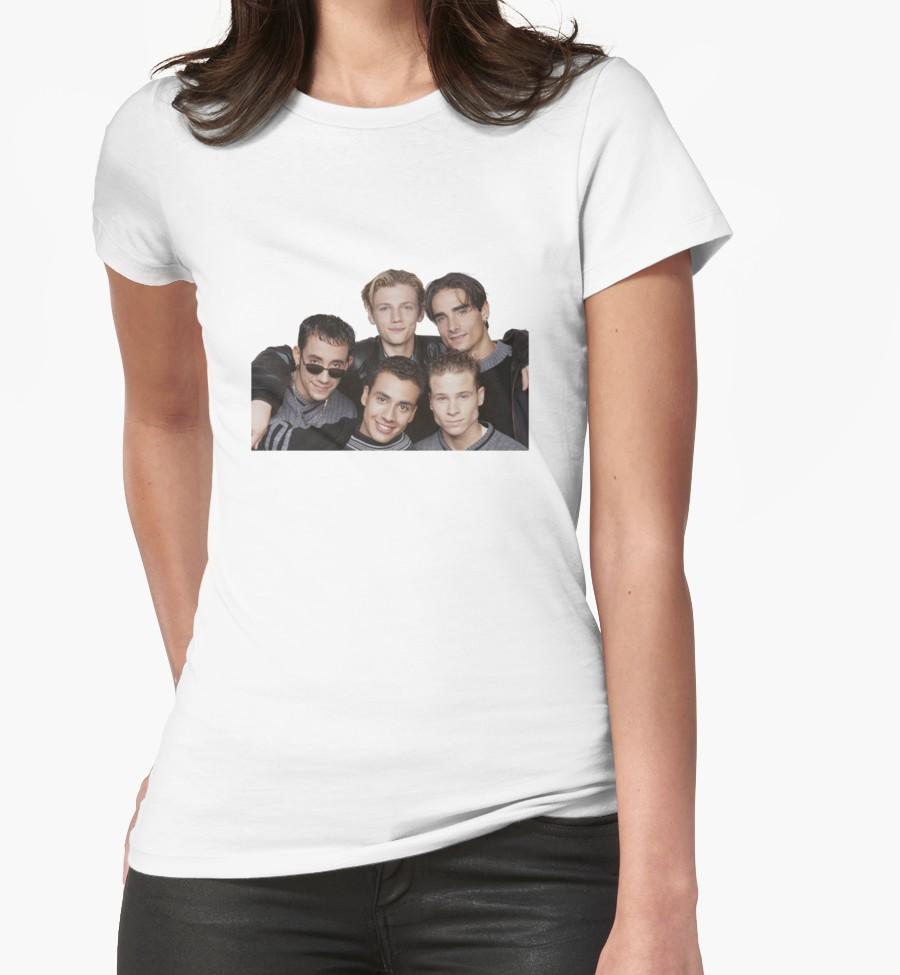 camisetas_de_los_90_ generacion z backstreet boys